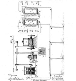 us351 589 system of electric distribution oct 26 1886 patent [ 748 x 1095 Pixel ]