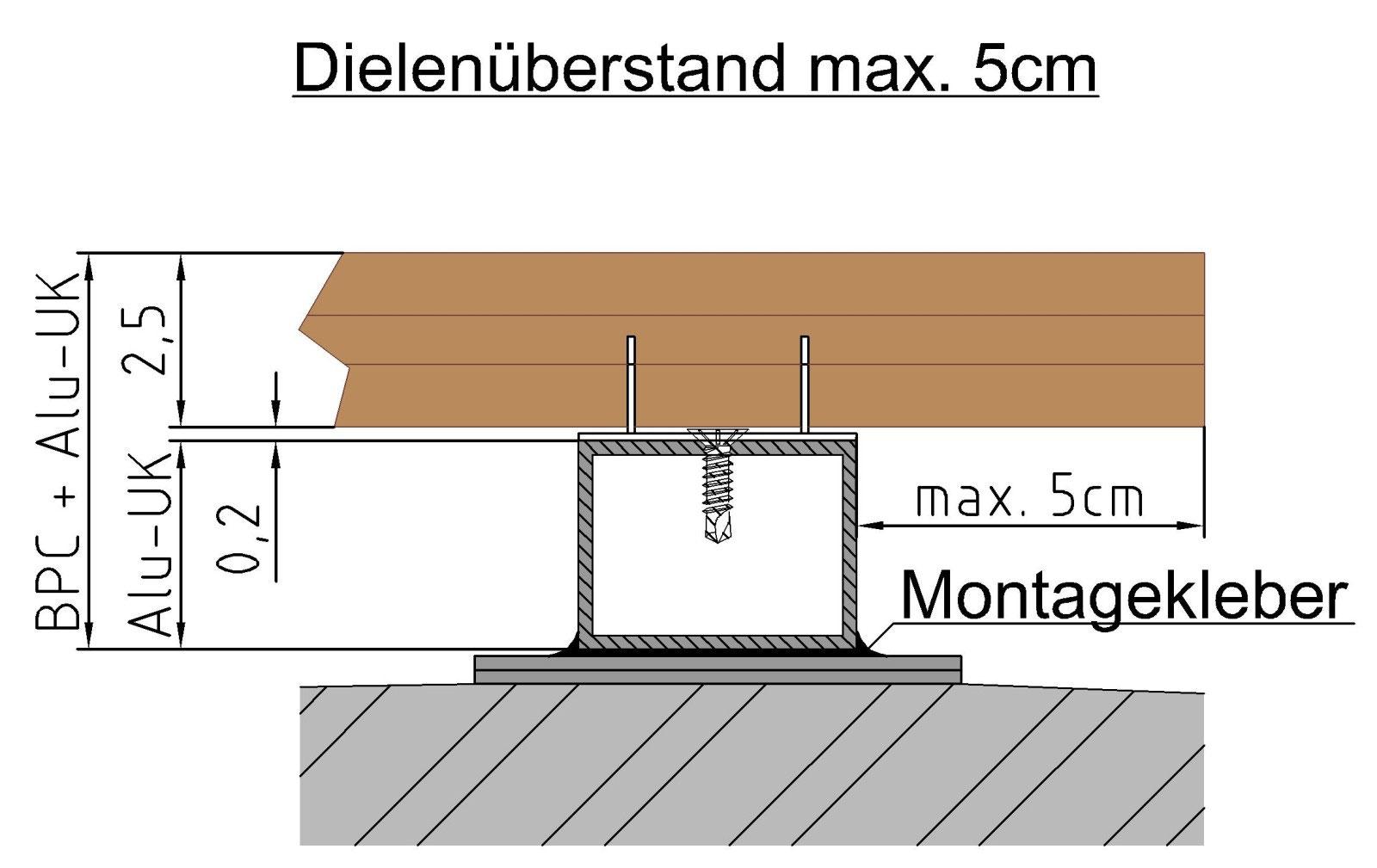 Wpc / Bpc Montageanleitung / Verlegeanleitung Zu Selbst Verlegen