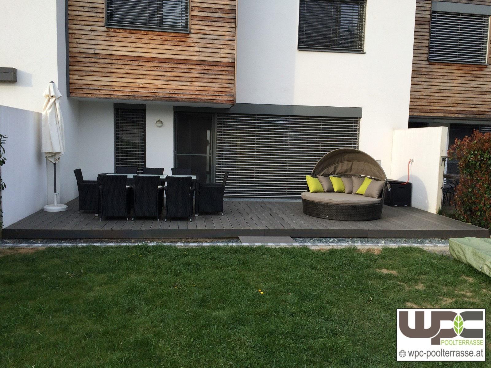 Bpc Verlegung Video / Bilder Für Terrassendielen Wpc Terrasse Balkon