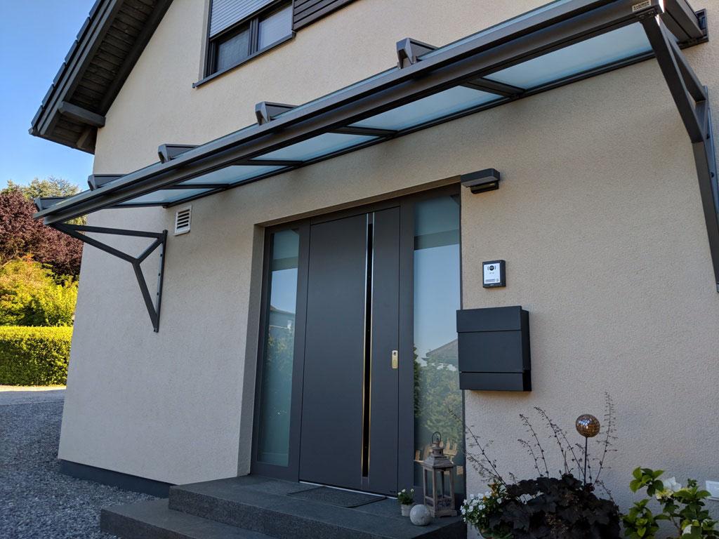 Vordächer Von Vaba - Vaba Haustüren