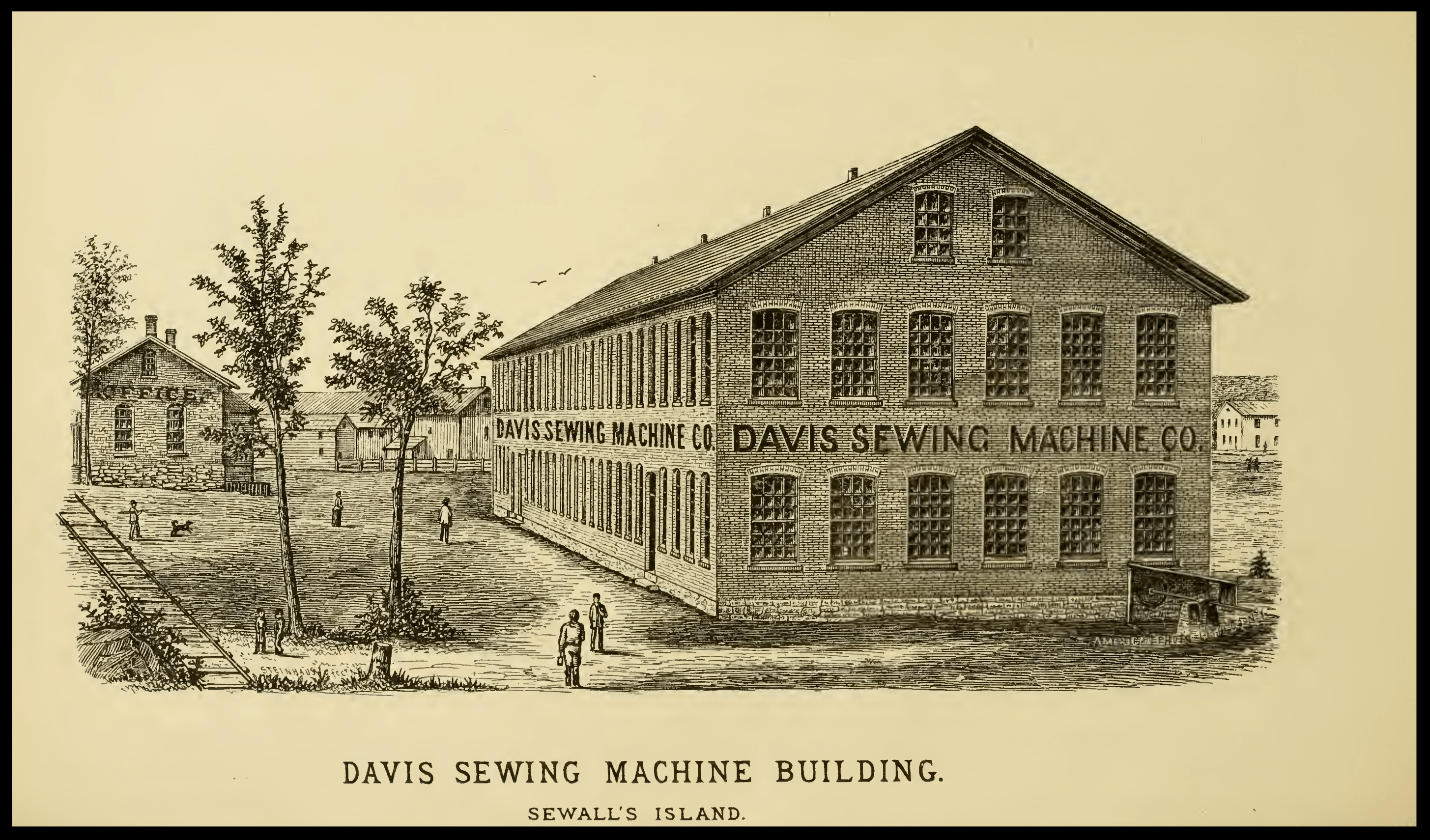 Advance Machine Company Dayton Ohio