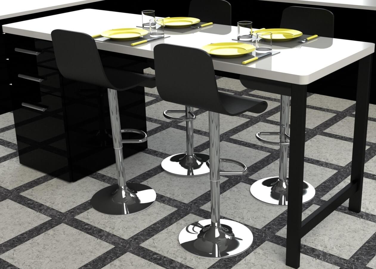 Pied Pour Table De Cuisine En Metal Piedtable Fr
