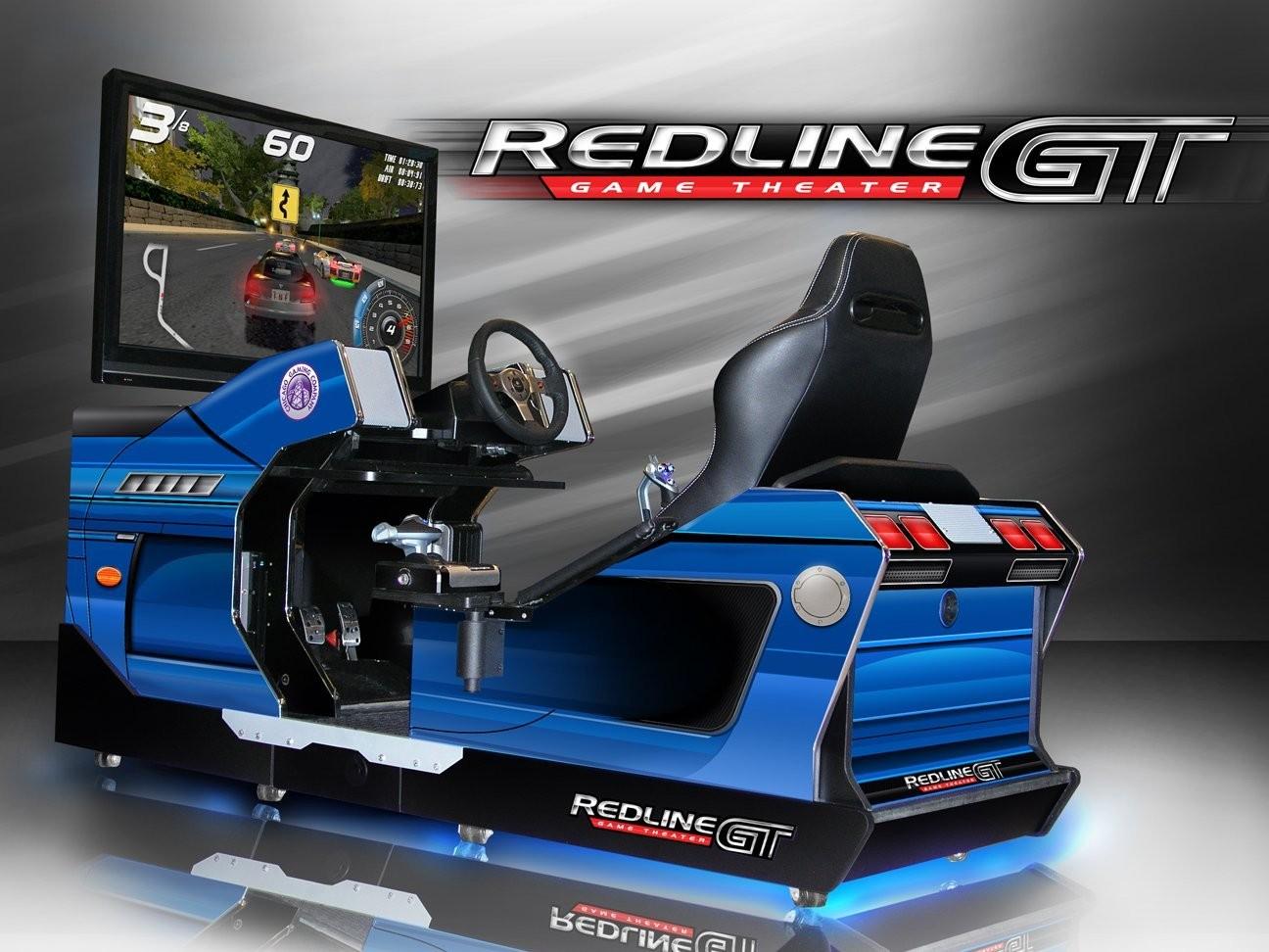 Silla Simulador para Videojuego Chicago Redline GT
