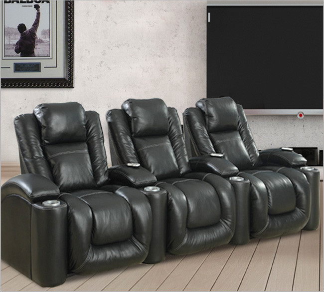 Sala Teatro Cine Home Theater Home Meridian Regal asientos