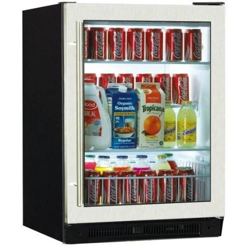 Refrigerador Vitrina Haier BC100GS 150 Botes Centro de