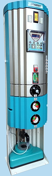 Abwasserreinigung / Abwasseraufbereitung - Ozongerte ...