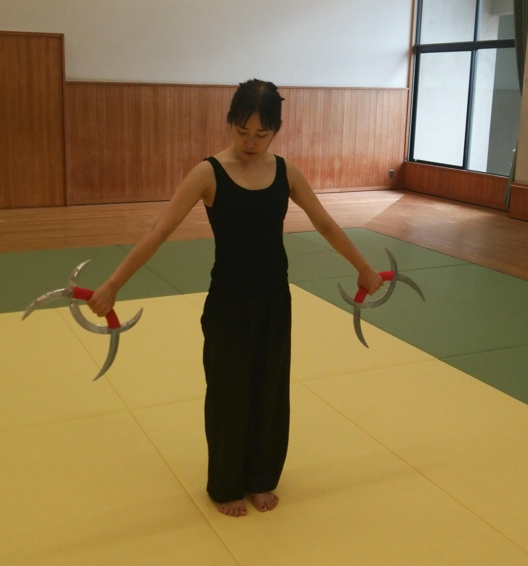 游身八卦連環掌 - 西多摩武術太極拳協會