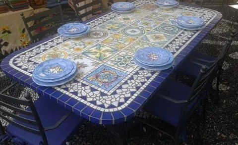 Conjuntos de Mesas  mosaicosvegacom