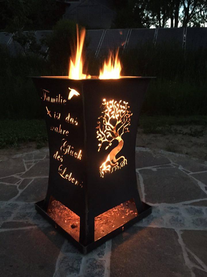 Feuerkorb Stm Feuerkorb Gartenideen Rainbach