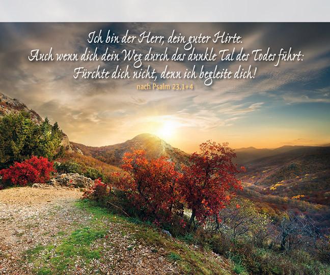 Ein Liebesbrief Gottes und Gebete fr die Zeit der Trauer