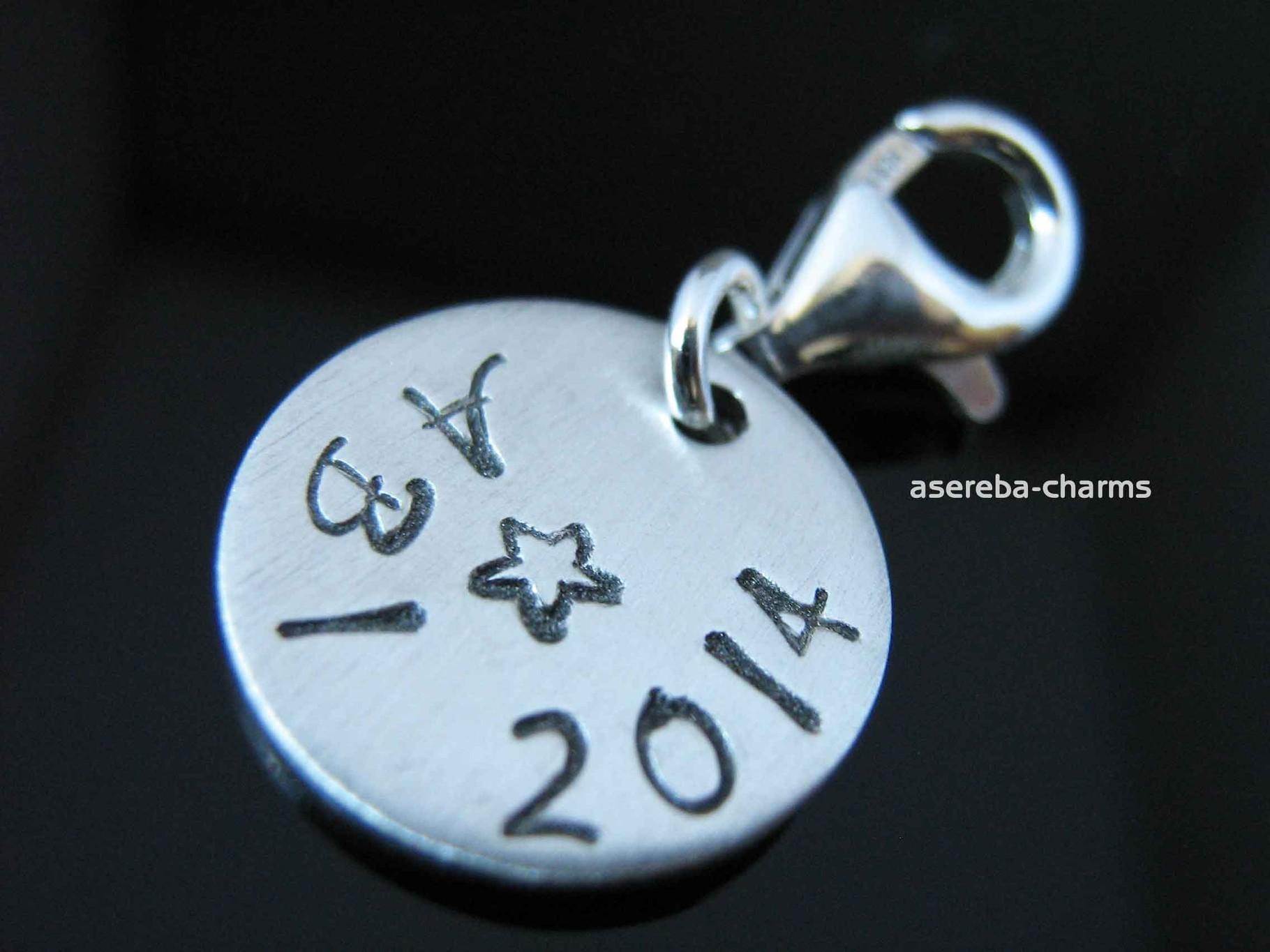 Geschenk fr das bestandene Abitur 2014  AserebaCharms