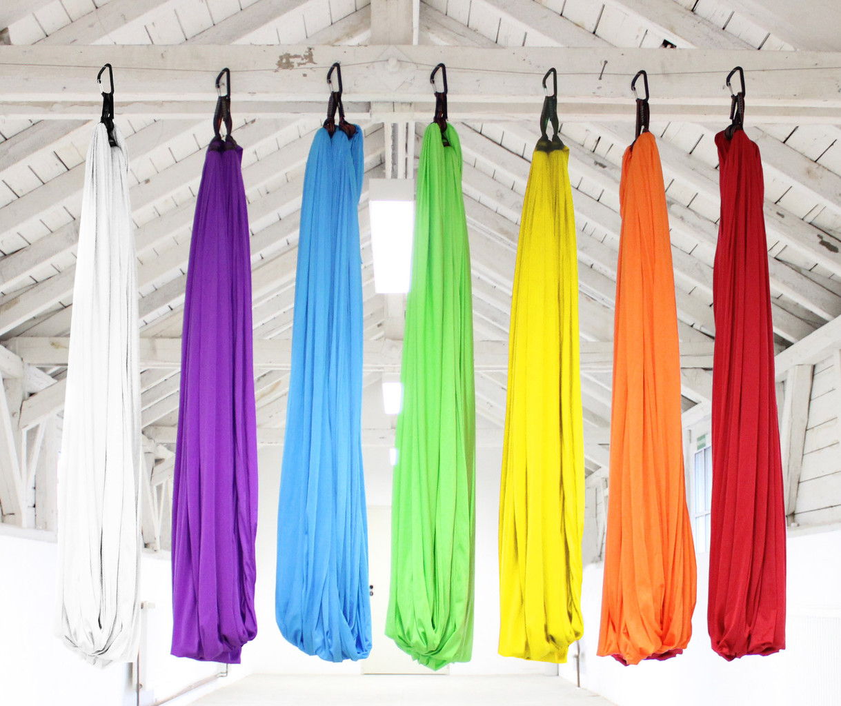 Aerial Yoga Hammocks For 109 Eur