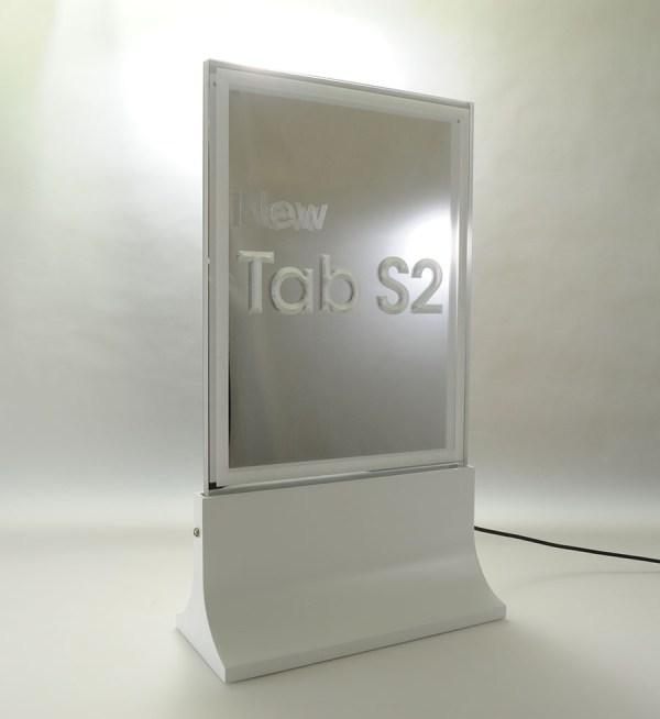 Light Box & Display - Acrylic Design Production Singapore