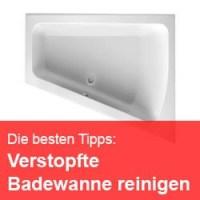 Abfluss reinigen - 10 Hausmittel - Tipps und Tricks fr ...