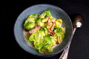 Brussels Sprouts - mag wirklich niemand Rosenkohl?