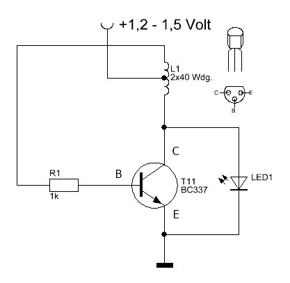 Solar Led Light Circuit CFL Light Circuit wiring diagram