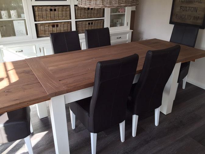 Massive Tische aus Altholz Eiche  ALTHOLZDESIGN