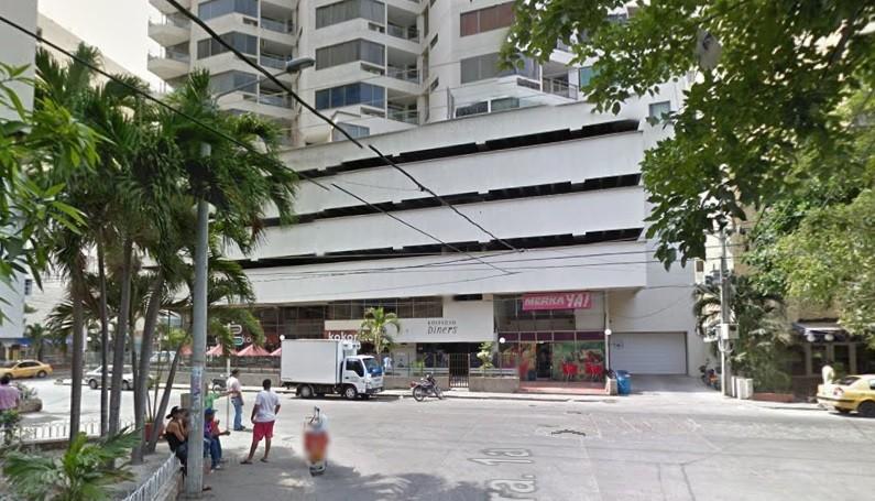 Edificio Diners  Rodadero Santa Marta  Alquiler de