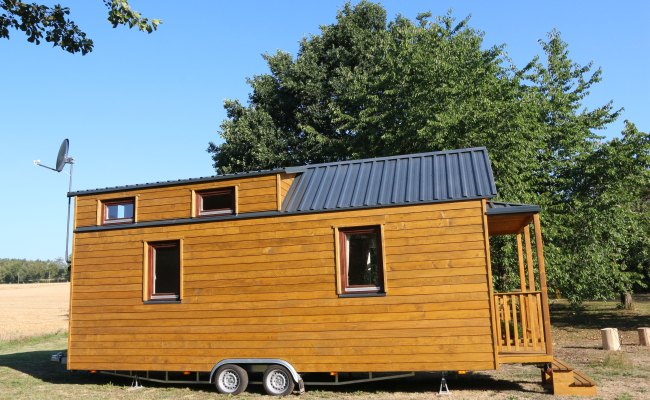 Videorundgang Tinyhouse Prommersbergers Webseite