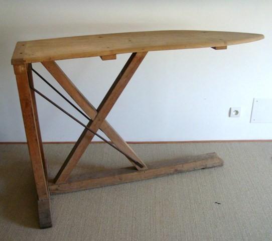 Best Table Bureau Bar Console Industriel Vintage With