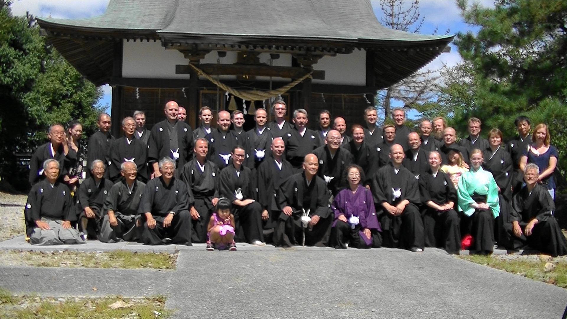 日本居合道協會 - 日本居合道協會