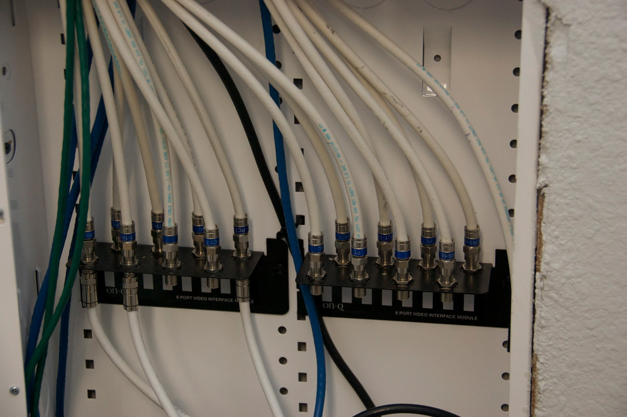 Wiring Additionally Structured Wiring Moreover Structured Wiring Panel