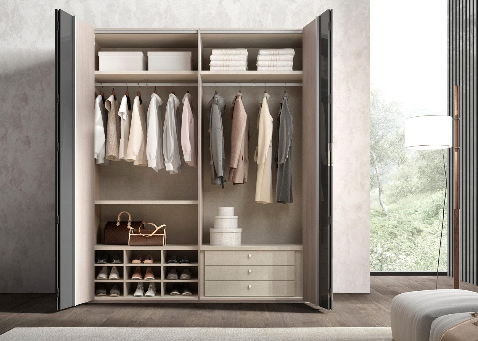 Pasos para disear un closet ideal para tu espacio  VISO