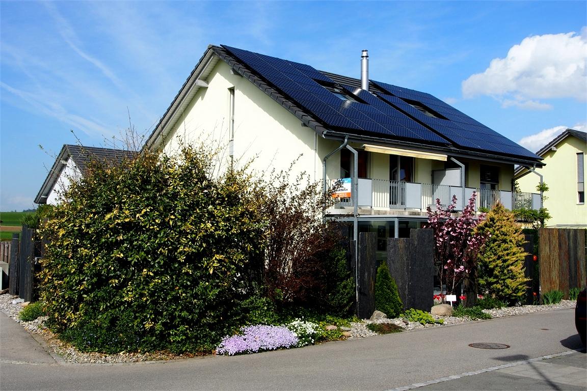 Einfamilienhaus Zu Verkaufen Wünnewil - Immobilien Vermittlung