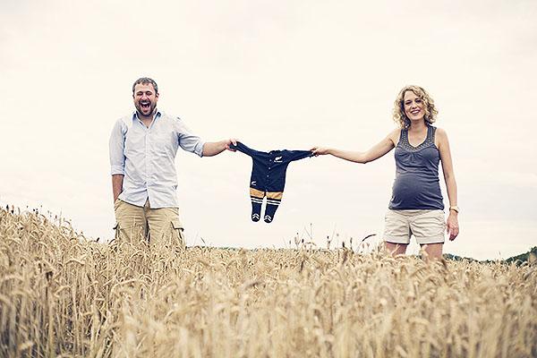 Babybauchfotos in der Schwangerschaft  Fotostudio Osnabrck