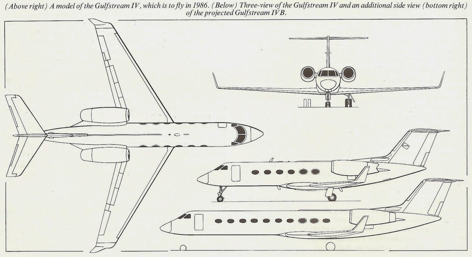 Gulfstream Iv B