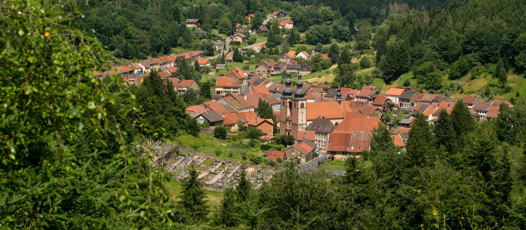 Accueil  SaintQuirin site officiel de la commune