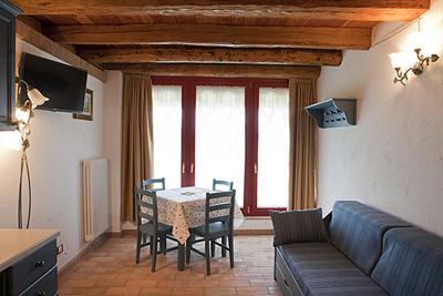 Camere e Appartamenti  Agriturismo SantEgidio