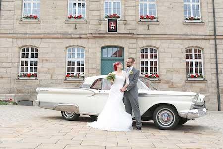 Hochzeitsauto Nurnberg Oldtimer  Hochzeit