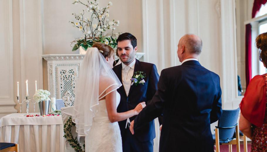 Wundervolle Hochzeit am Zwischenahner Meer  Sabine Lange
