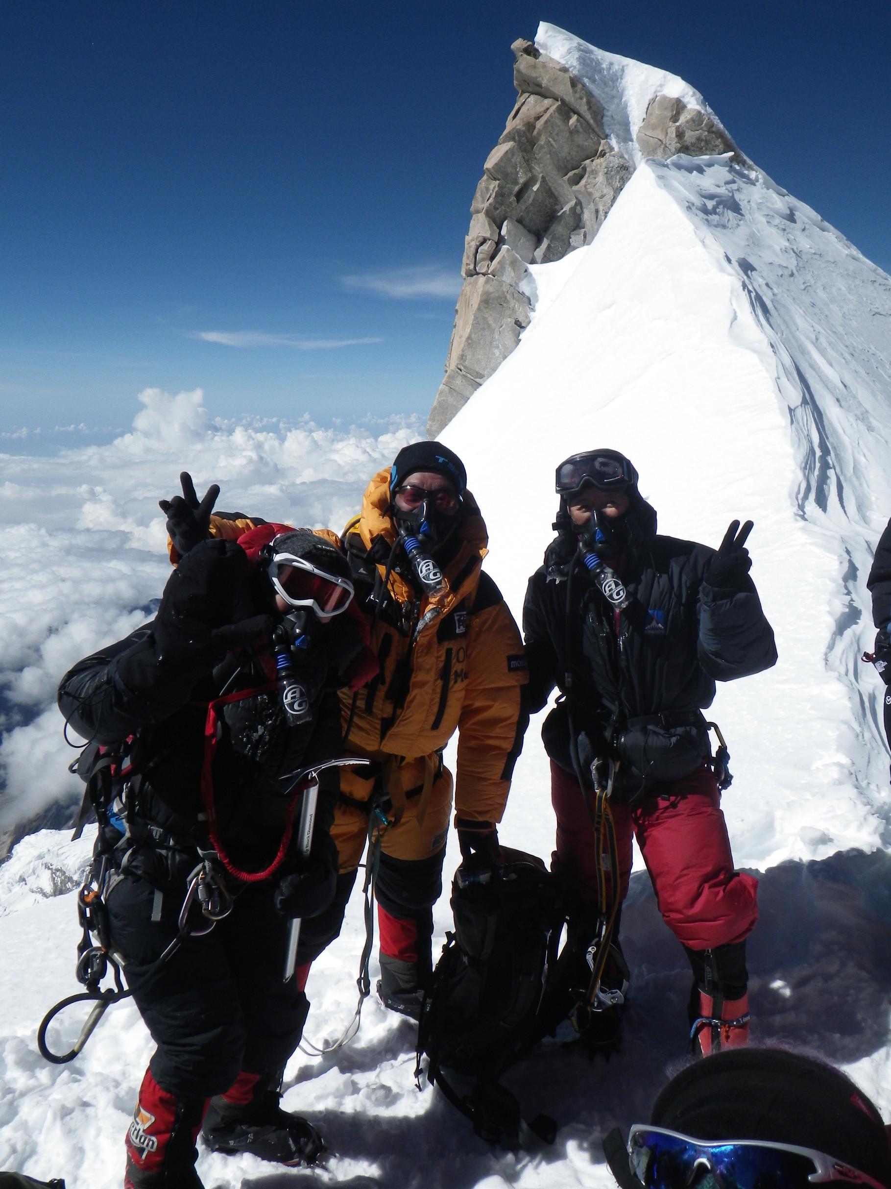 マナスル登山報告書 2012年9月4日~10月6日 - 富士宮山岳會ホームページ