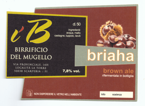 I39B Birrificio del Mugello Birrifici della Toscana