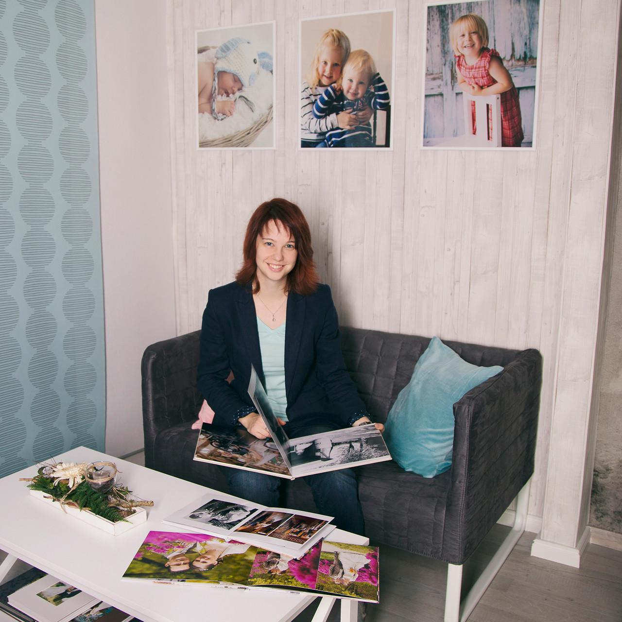 Mein Studio  Fotografie Mehrblick  Corinna Folkers
