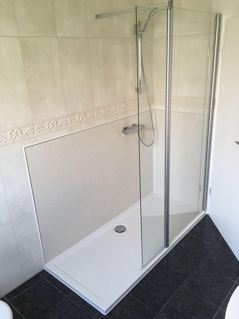 Badewanne Durch Dusche Ersetzen