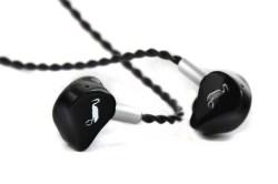 Ecouter de la musique est polluant - Ecouteurs intra-auriculaires in-ear monitors EA B801 de Erdre Audio