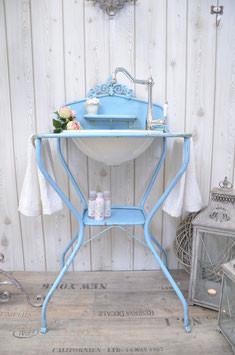 Vintage Waschtische  funktionstchtig aufgearbeitet  Land  Liebe Badmbel Landhaus