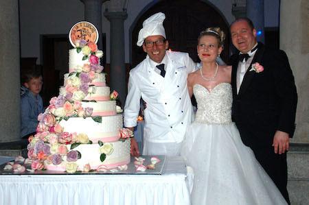Hochzeitstorte Mnchen Genuss fr Augen und Mund  Heiraten in Mnchen