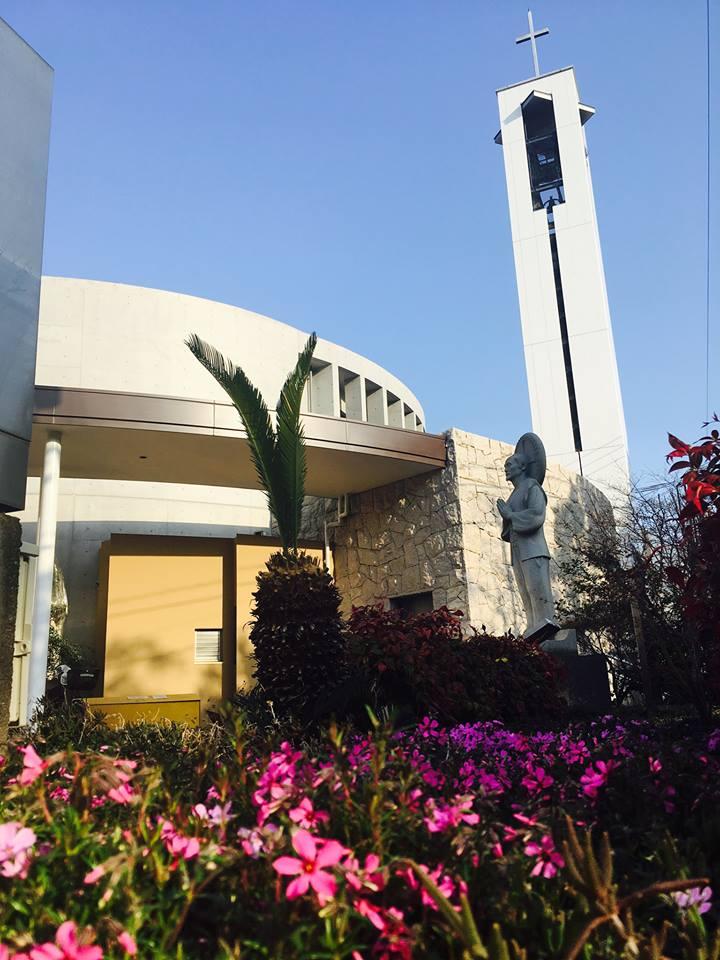 岡山教會司教公式訪問 - カトリック岡山鳥取地區広報室