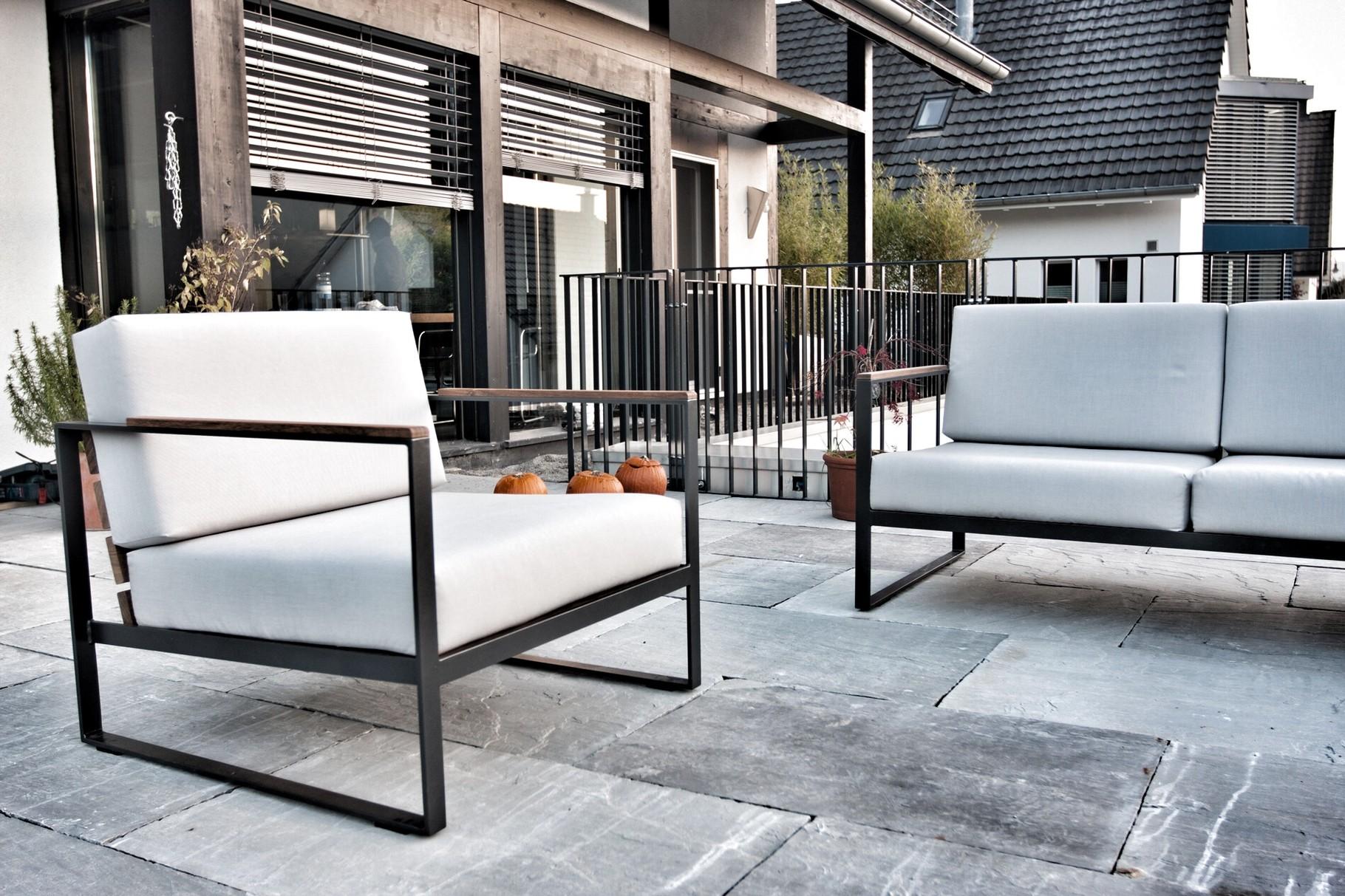 Start  Gartenlounge Schweiz fr Design Garten Metall Lounge Mbel
