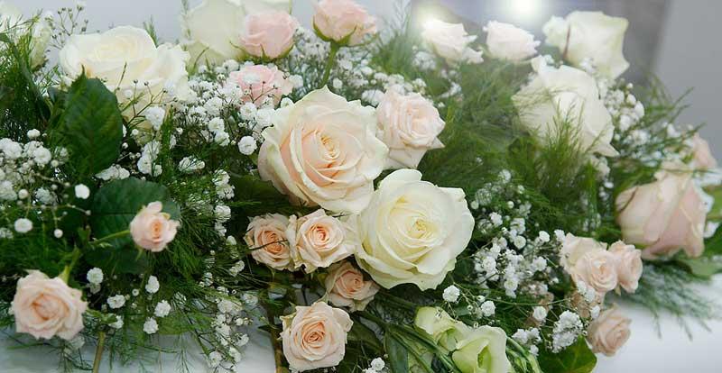 Hochzeitsfloristik Blumenschmuck fr Hochzeit in Wien  FlowerCompany