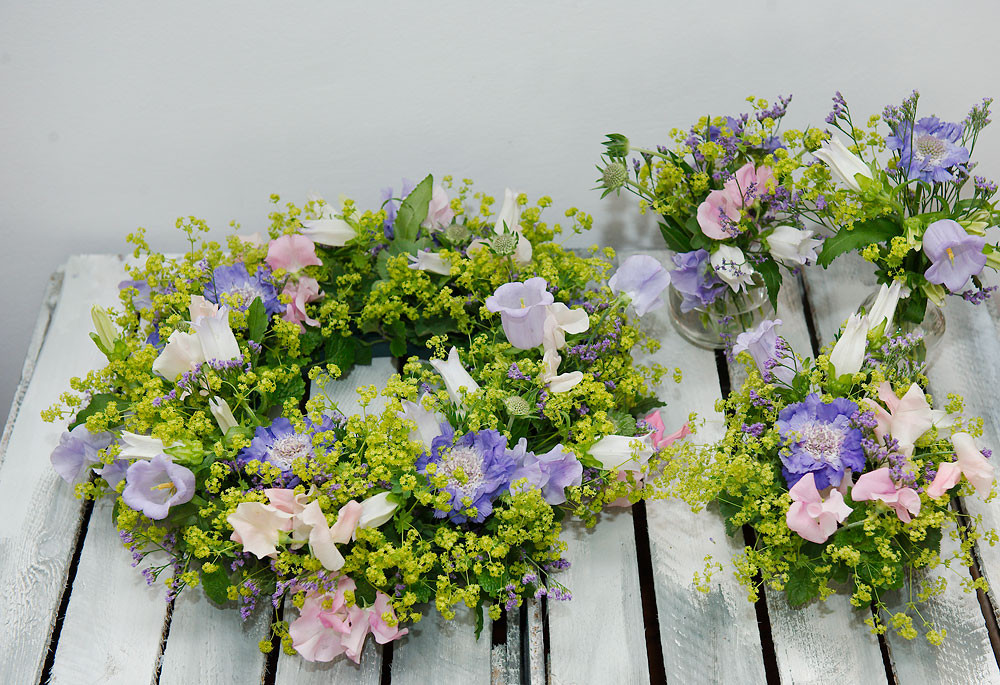 Veranstaltungsdekoration Dekoration mit Blumen Wien  FlowerCompany