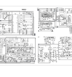 circuit service manual tv schematic diagrams led universal wiring led tv schematic diagram pdf haier tv [ 1489 x 1053 Pixel ]