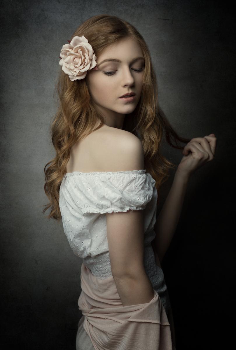 Portrait im Studio  Coaching  fotopraxisat Fotoworkshops