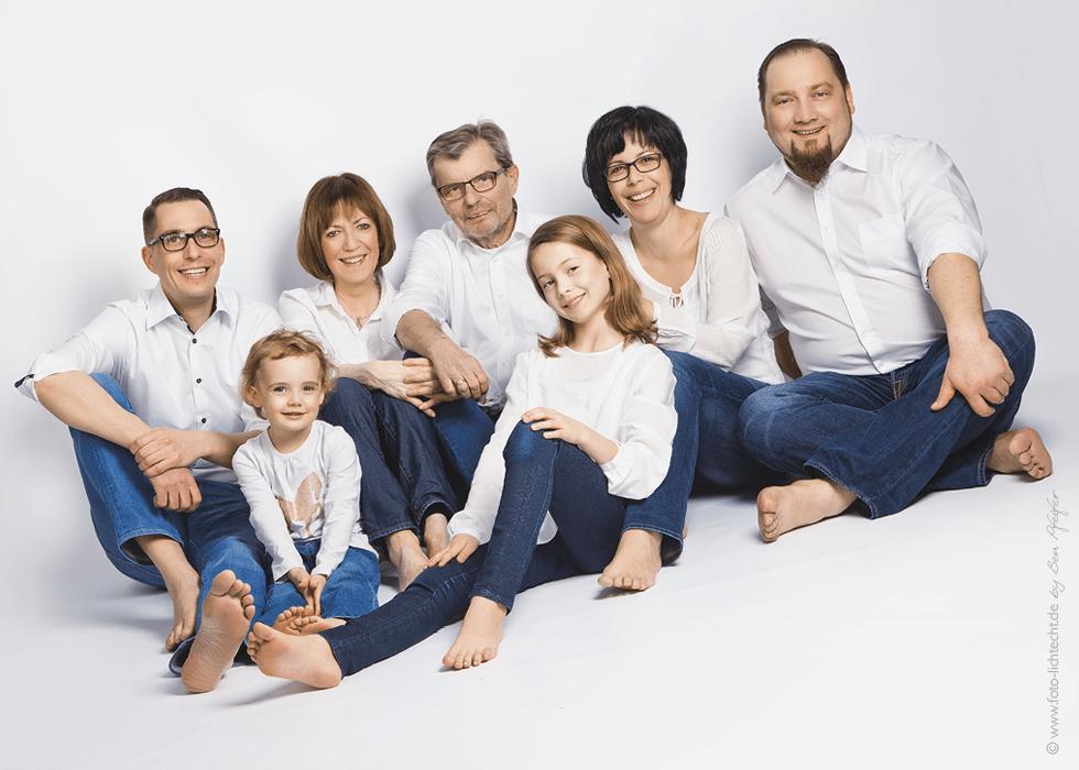 KinderFamilie Familienfotos Fotoshooting Fotostudio