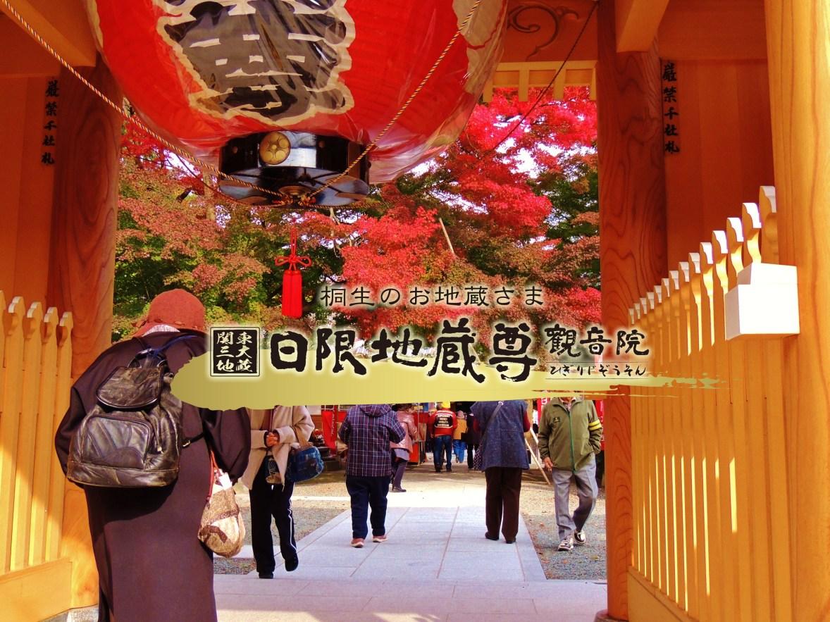 群馬県桐生市 | 日限地蔵尊 観音院 |公式ホームページ
