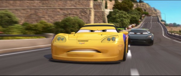 Disney Cars 2-world Grand Prix - Bed And Breakfast